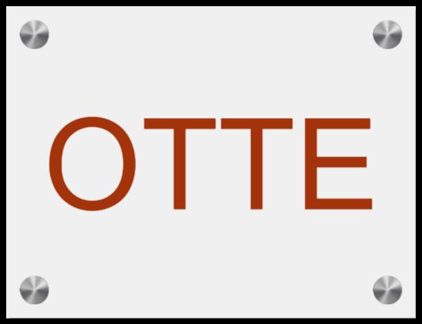 husnummerskilte som Akrylskilt